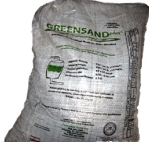 Manganese Greensand PLUS sold by half cubic foot bags