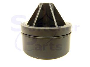 End Plug ONLY lower for 2900 NHWBP - Black - 14754-10