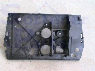 Back Plate Fleck 9000 9100 9500 power head part 15131