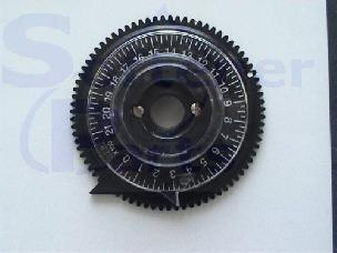 Program Wheel Assembly Fleck 9000 16270-xx