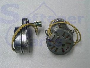 Motor - Timer Fleck 230 V 50 Hz ( replaces 13401, B13401 )