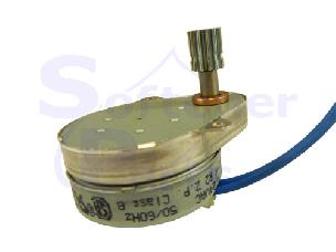 Motor - Timer Fleck 24 V 1/15 rpm ( replaces 15130 )
