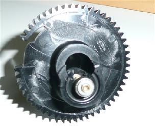 Gear Assembly Main Drive 19171 - Special 6 Day Backwash 5600