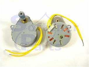 Motor - Timer Fleck 220 V 60 Hz ( replaces 13496, B13496 )