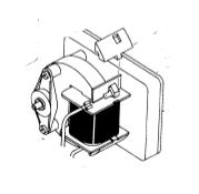 MOTOR,DRIVE,220 volt, 50 HZ 60HZ,Fleck 2900 Lower 40389