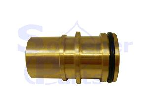 Adapter Brass 1 or 1.25 inch Fleck Connector - 41242-01