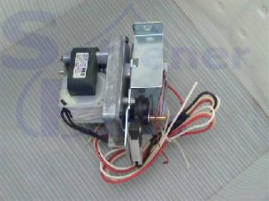 Lower Drive Assembly 115v 2900 includes 14772 40387 motor