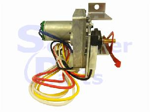 Lower Drive Assembly 24 v 2900 single system 4 60055-53