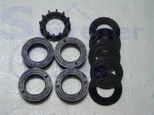 Seals and Spacers Kit Fleck 5000 Proflo SE PN 60120