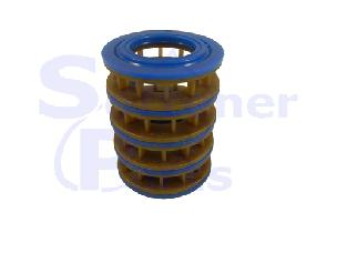 4650 Valve Hot Water Seals & Spacers Kit PN 60125-05
