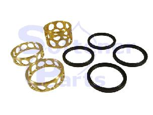 Seals & Spacers Kit 2900 Lower HOT WATER - 60128-01