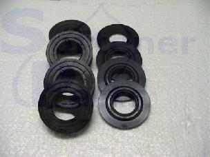 Seal and Spacer Kit for Fleck 8500 TwinFlo 100 PN 60148