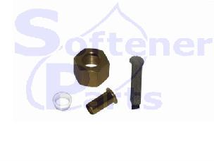 Brine Fitting Nut Ferrule Insert Kit 60900-38 10329 10332 10330 12767