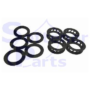 Seals & Spacers kit for Fleck 7000 Valve 61438