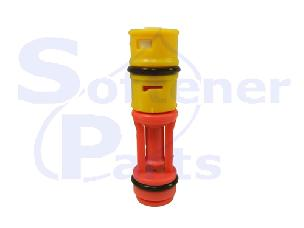 Injector assembly Fleck 7000, # 0, Red 61454-0