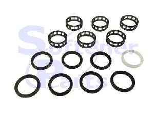 Seals & Spacers Fleck 2900s 61530 Upper ( not for older 2900 )