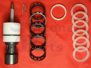 Piston and Seals KIT Fleck 2510 PN 61670-00