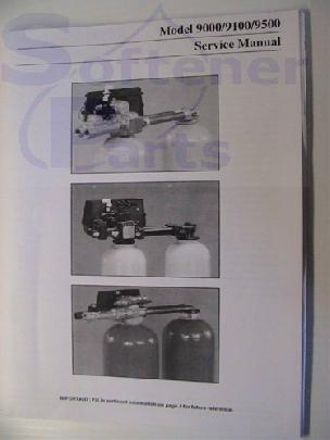 Manual for Fleck 9000/9100/9500 Softeners