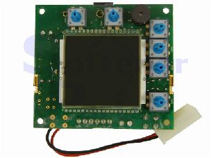 PWA - Controller Board NORTHSTAR Series UD valves 7309366
