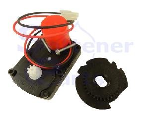 Motor Black DC PN 7286039 with Gear 3/4
