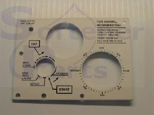 Face Plate 440 Timer - Obsolete Item