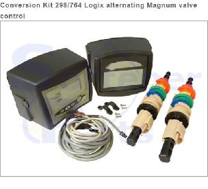Conversion Kit 298/764 60 Hz Logix alternating Magnum control