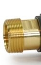 Brass Adapter 1-1/2 inches NPT PN 61562