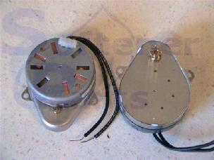 Motor - Erie 541 and 542 Timer Motor - 529A241 71661