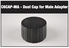 Dust Cap for Male Adapter C6CAP-MA